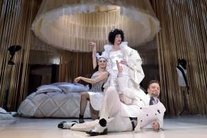 Венская кровь Фото Владимира Постнова Театр музыкальной комедии