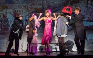 Оперетта в конце лета Театр музкомедии (1)