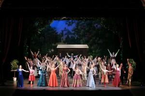 Концерт оперетты 2015