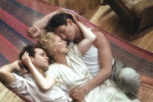 Дуглас Киркланд.Photo Op.Питер МакНикол Мерил Стрип и Кевин Клайн.ВЫБОР СОФИ.Нью-Йорк.1982