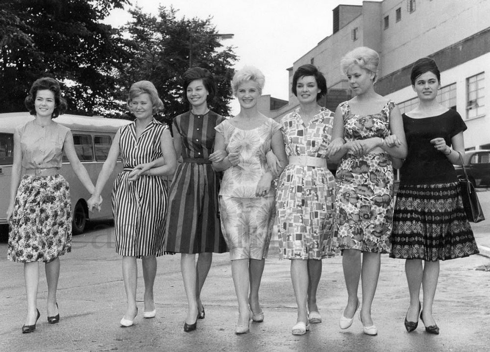 1960 Mannequins sovietiques