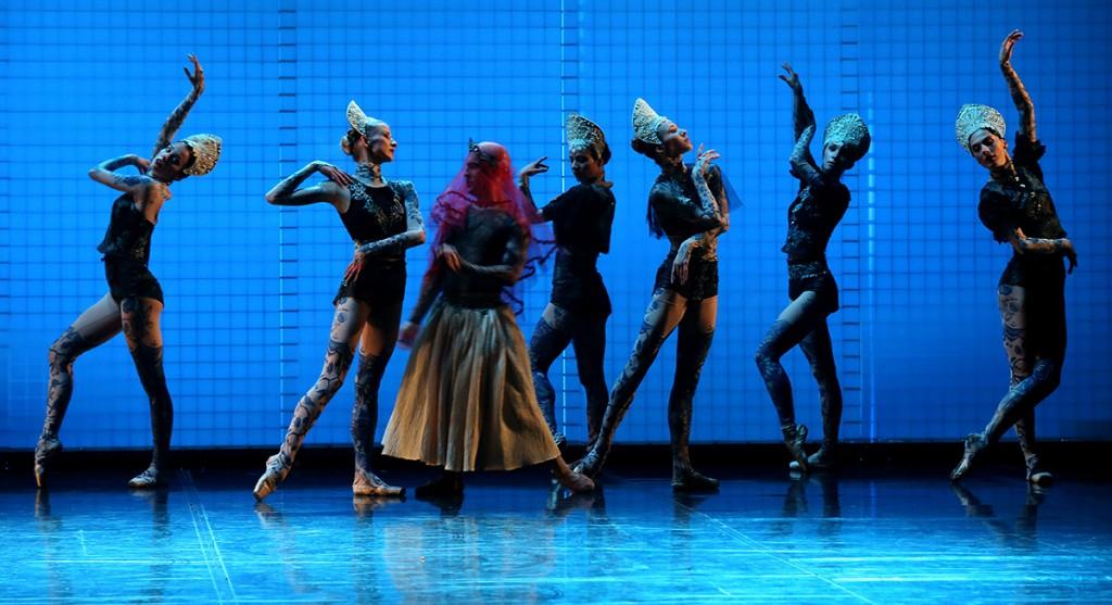 балет Шут Театр им.Наталии Сац