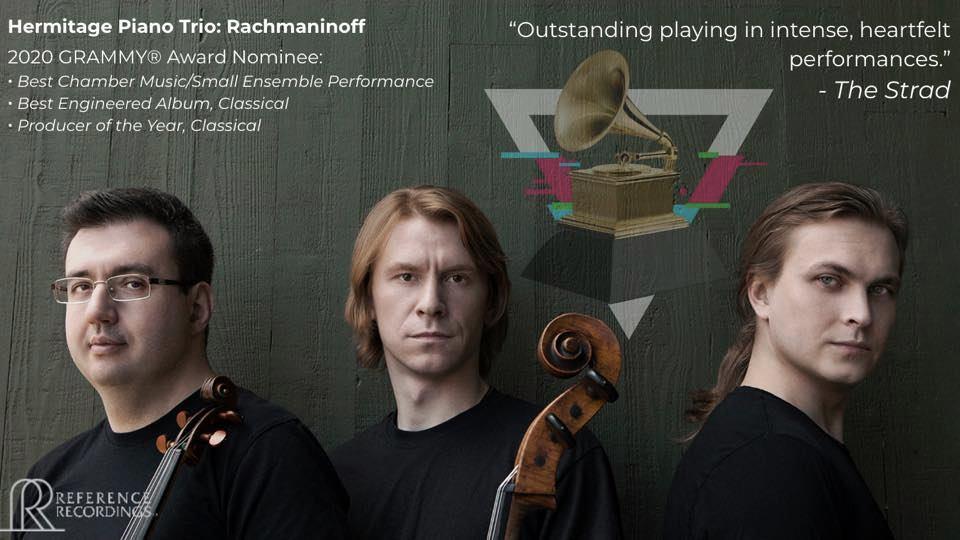 Rachmaninoff Album