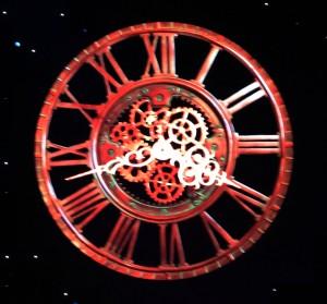 Часы_занавес