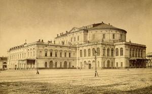 Mariinsky Theatre, designed by Alberto Cavos